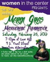 3rd Annual Mardi Gras Fundraiser