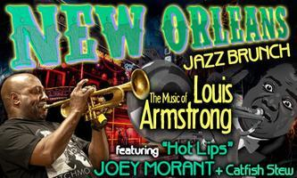 NEW ORLEANS JAZZ MATINEE: The Music Of LOUIS ARMSTRONG...
