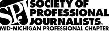 SPJ Mid-Michigan Pro Chapter logo