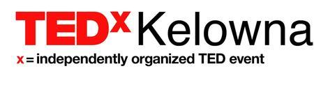 TEDxKelowna - an unconventional solution