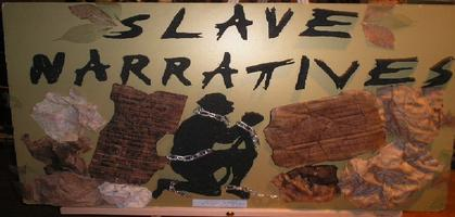 "Live Production of ""Middle Passage...The Slave..."