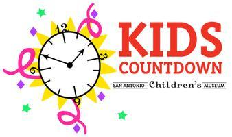 Kids' Countdown (Non-Members) - Monday, December 31