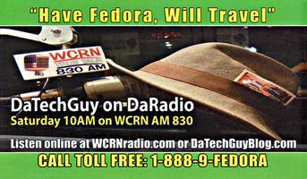 DaTechGuy on DaRadio's 100th Show Live Broadcast &...