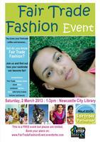 Fair Trade Fashion Event