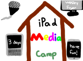 iPad Media Camp July 2013 (Manhattan, Kansas)