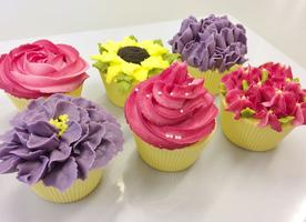 ONLINE CLASS - Introduction to Piping with Buttercream