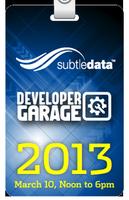 SubtleData Developer Garage