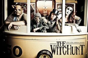 White Collar Sideshow presents: The WitcHunt