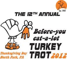 2012 Stick With It Fitness Turkey Trot