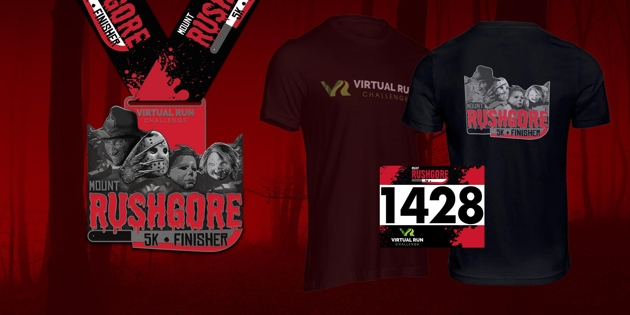Irving Halloween 2020 2020   Mount RushGore Virtual 5k Halloween Run   Irving   1 OCT 2020