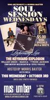 Keyboard Explosion - Museum Bar - TONIGHT