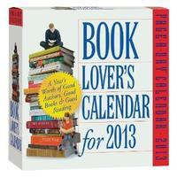 Order Your 2013 Book Lover's Page-A-Day Calendar ($8...