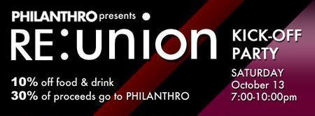 Philanthro San Diego Presents: Kick-Off Fundraiser for...