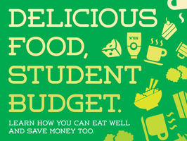 Delicious food, student budget (UW)