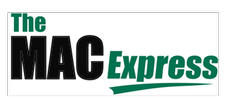 The Mac Express logo