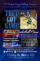 They Got Game::The Nolimit Larry COMP Foundation...