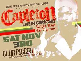 Capleton & Friends Live in Concert