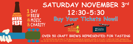 3rd Annual Mount Pleasant BEERFEST