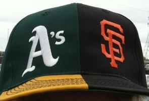 Giants and A's MLB Playoffs at Jake's Steaks