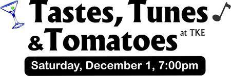 TASTES, TUNES & TOMATOES