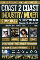 Coast 2 Coast Music Industry Mixer | Tallahassee Demp Week...