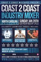 Coast 2 Coast Music Industry Mixer | North Carolina...