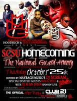 Dj Scream MMG Homecoming 2012 CONCERT Afterparty @...