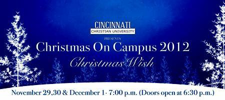 Christmas on Campus: Christmas Wish