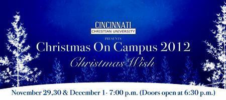 Christmas on Campus: Christmas Wish