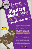 6th Annual Sleuth's Mystery Dinner Show   to benefit...