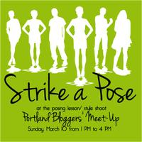 Strike a Pose— A Style Shoot Portland Bloggers' Meet-Up