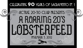 The Roaring 20's Lobsterfeed in 2012