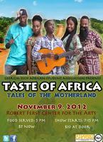 GEORGIA TECH   TASTE OF AFRICA: TALES OF THE MOTHERLAND