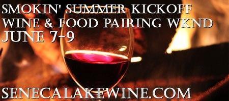 SSK_SEN, Smokin' Summer Kickoff 2013, Start at Seneca...