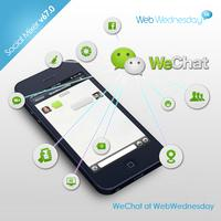 WeChat at Web Wednesday HK