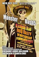 MONSTERBASH 5 w Random Rab, Freq Nasty, Vibesquad and...