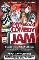 ULTIMATE COMEDY JAM & THIRD ANNUAL BOSS UP CABARET