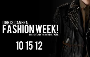 RSVP | Lights. Camera. Fashion Week! presented by The...