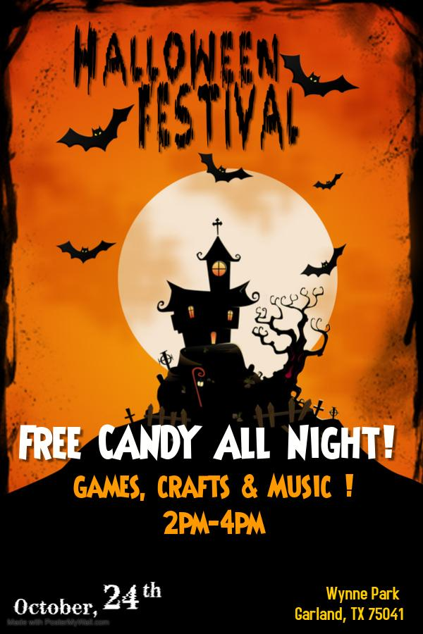 Halloween 2020 Garland Tx Halloween In The Park  Kids Fall Festival Events (Dallas)   24 OCT