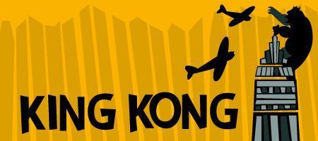 Big Movie Classics at The Majestic Metro: King Kong...