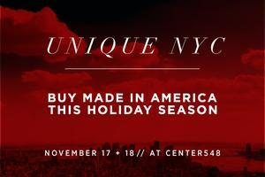 The 1st Annual UNIQUE NYC Holiday Show