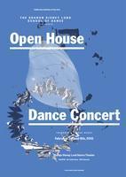 Open House Dance Concert
