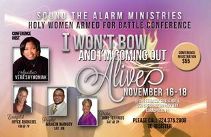 Holy Women Armed for Battle Conference 2012