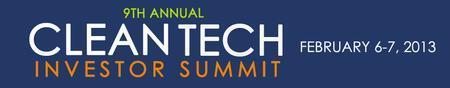 Clean Tech Investor Summit