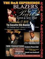 "R&R Expproductions, LLC  ""Blazers & Pearls... Grown &..."