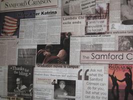 Samford JMC Wall of Fame 2012