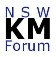 NSW KM Forum October Meeting-Moderating Knowledge...
