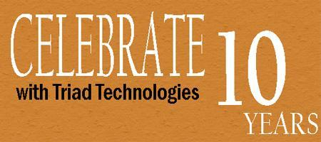 Triad Technologies Anniversary Celebration Training Ses...