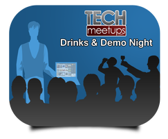 TechMeetups Drinks & Demo Night! London March 2013...