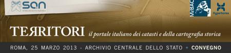 Territori, il portale italiano dei catasti e della...